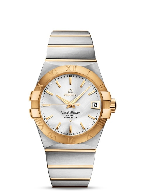 Constellation Omega Co-Axial 38 mm - 123.20.38.21.02.002