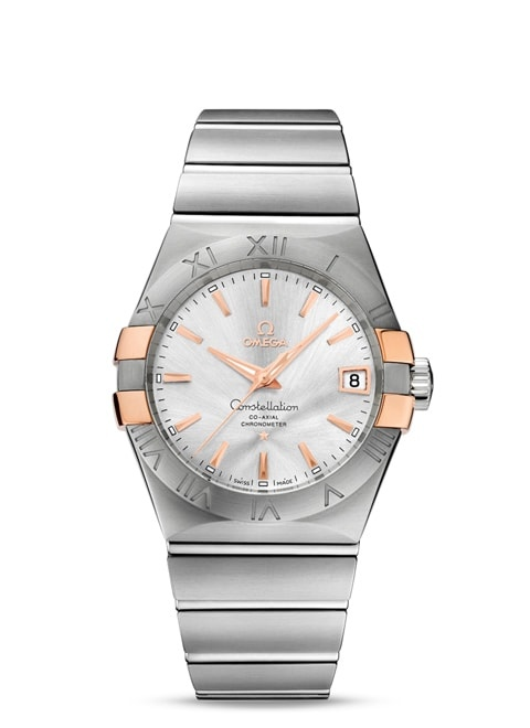 Constellation Omega Co-Axial 38 mm - 123.20.38.21.02.004