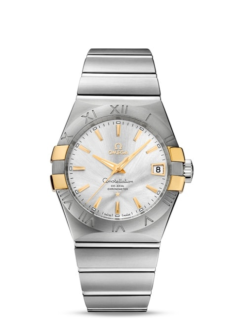 Constellation Omega Co-Axial 38 mm - 123.20.38.21.02.005