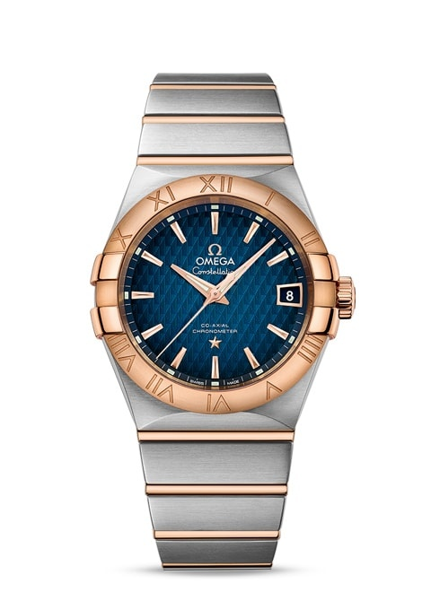 Constellation Omega Co-Axial 38 mm - 123.20.38.21.03.001