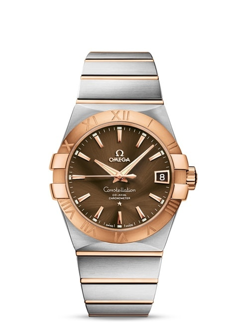 Constellation Omega Co-Axial 38 mm - 123.20.38.21.13.001