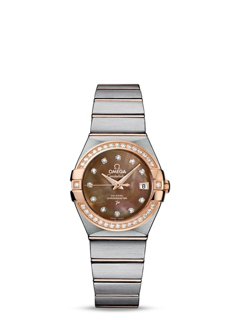Constellation Omega Co-Axial 27 mm - 123.25.27.20.57.001