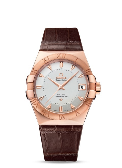 Constellation Omega Co-Axial 38 mm - 123.53.38.21.02.001