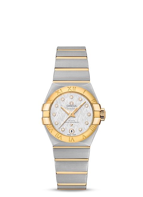 Constellation Omega Co-Axial Master Chronometer 27 mm - 127.20.27.20.52.002