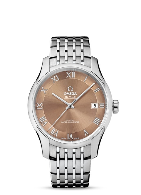 Hour Vision Omega Co-Axial Master Chronometer 41 mm - 433.10.41.21.10.001