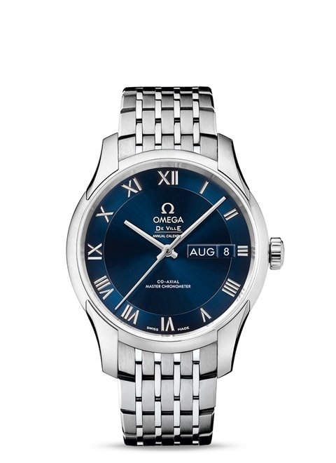 Hour Vision Omega Co-Axial Master Chronometer Annual Calendar 41 mm - 433.10.41.22.03.001