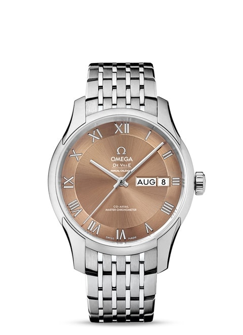 Hour Vision Omega Co-Axial Master Chronometer Annual Calendar 41 mm - 433.10.41.22.10.001