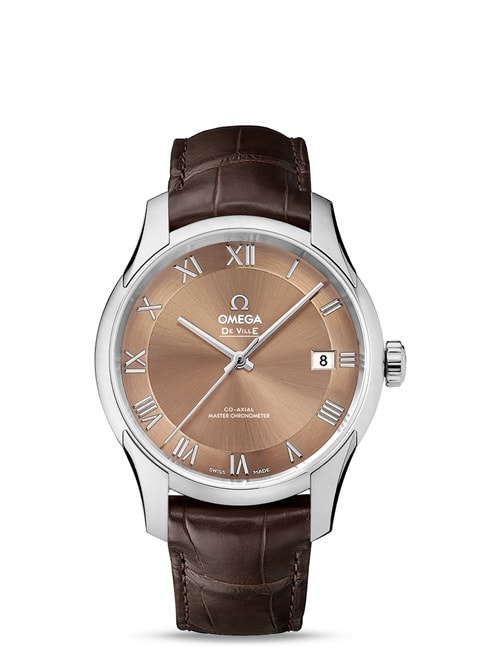 Hour Vision Omega Co-Axial Master Chronometer 41 mm - 433.13.41.21.10.001