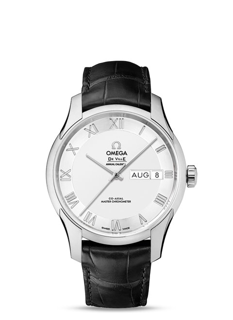 Hour Vision Omega Co-Axial Master Chronometer Annual Calendar 41 mm - 433.13.41.22.02.001