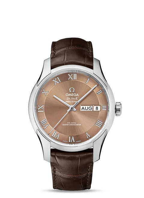 Hour Vision Omega Co-Axial Master Chronometer Annual Calendar 41 mm - 433.13.41.22.10.001
