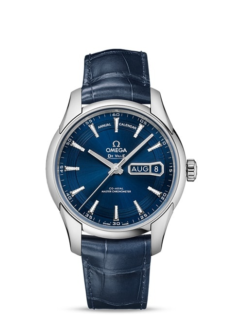 Hour Vision Omega Co-Axial Master Chronometer Annual Calendar 41 mm - 433.33.41.22.03.001