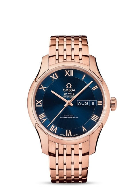 Hour Vision Omega Co-Axial Master Chronometer Annual Calendar 41 mm - 433.50.41.22.03.001