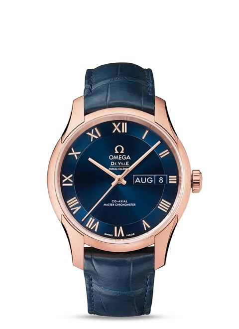 Hour Vision Omega Co-Axial Master Chronometer Annual Calendar 41 mm - 433.53.41.22.03.001