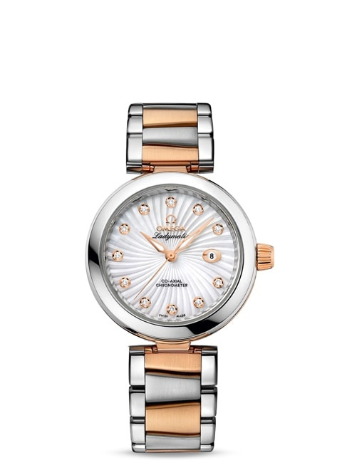 Ladymatic Omega Co-Axial 34 mm - 425.20.34.20.55.001