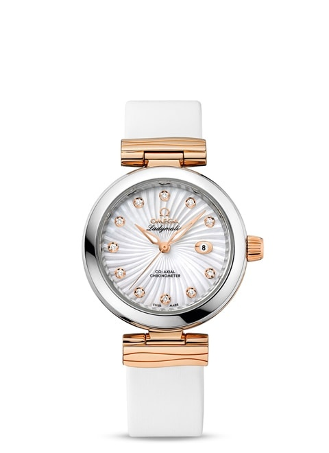 Ladymatic Omega Co-Axial 34 mm - 425.22.34.20.55.001