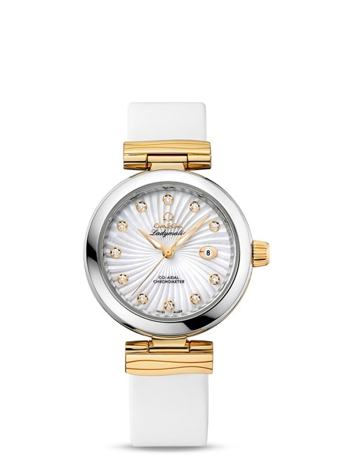 Ladymatic Omega Co-Axial 34 mm - 425.22.34.20.55.002