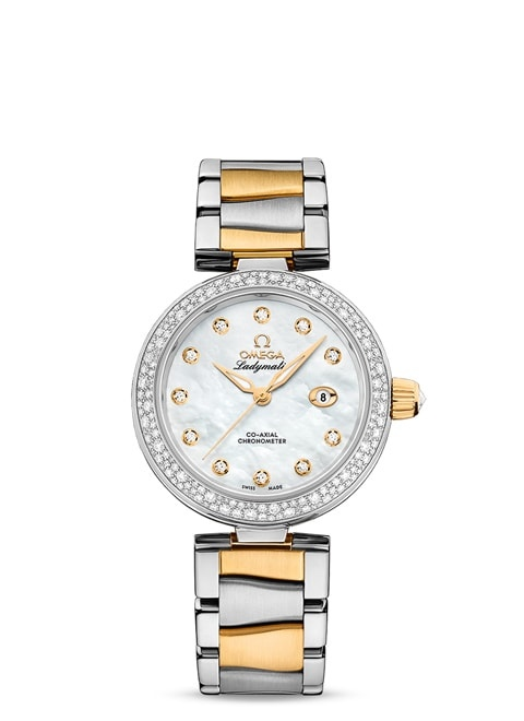 Ladymatic Omega Co-Axial 34 mm - 425.25.34.20.55.003