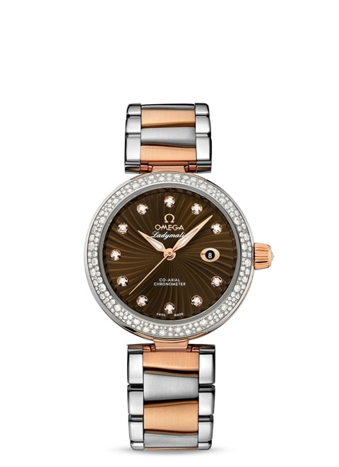 Ladymatic Omega Co-Axial 34 mm - 425.25.34.20.63.001