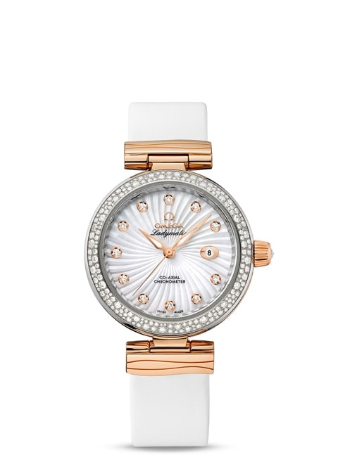 Ladymatic Omega Co-Axial 34 mm - 425.27.34.20.55.001