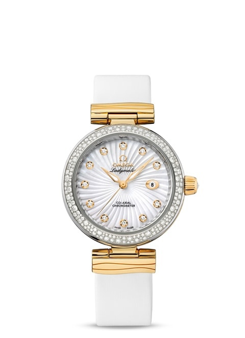 Ladymatic Omega Co-Axial 34 mm - 425.27.34.20.55.002