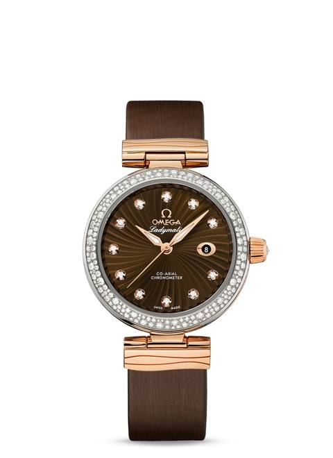 Ladymatic Omega Co-Axial 34 mm - 425.27.34.20.63.001