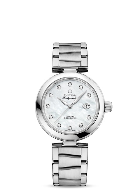 Ladymatic Omega Co-Axial 34 mm - 425.30.34.20.55.002