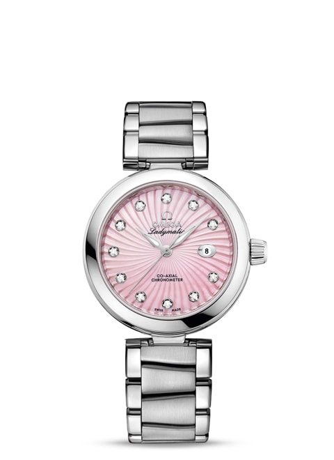 Ladymatic Omega Co-Axial 34 mm - 425.30.34.20.57.001