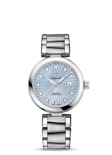 Ladymatic Omega Co-Axial 34 mm - 425.30.34.20.57.002