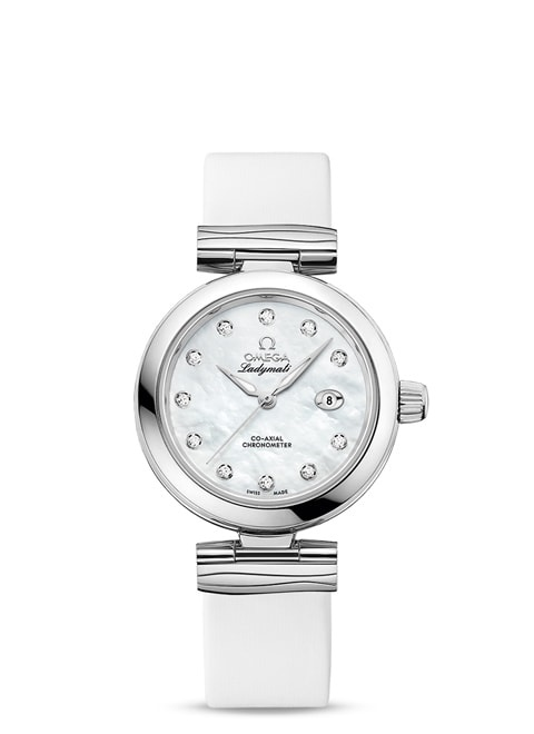 Ladymatic Omega Co-Axial 34 mm - 425.32.34.20.55.002