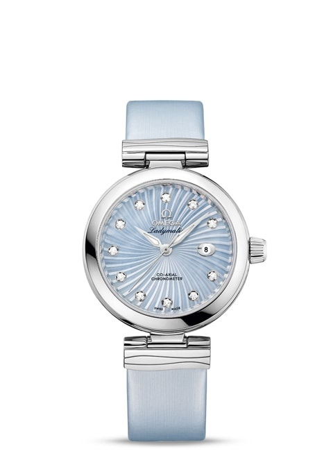 Ladymatic Omega Co-Axial 34 mm - 425.32.34.20.57.002