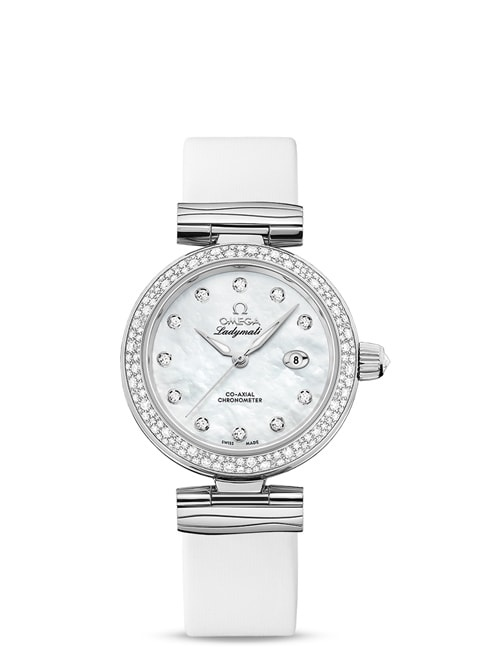 Ladymatic Omega Co-Axial 34 mm - 425.37.34.20.55.002