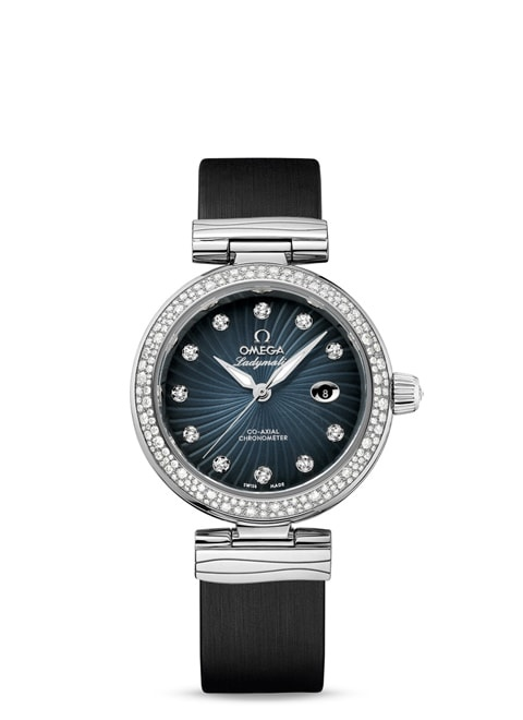 Ladymatic Omega Co-Axial 34 mm - 425.37.34.20.56.001
