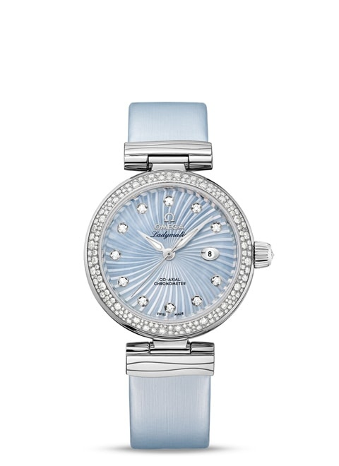 Ladymatic Omega Co-Axial 34 mm - 425.37.34.20.57.002