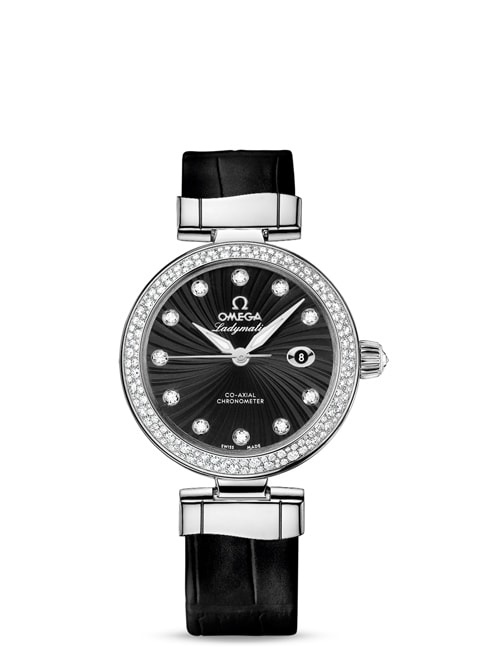 Ladymatic Omega Co-Axial 34 mm - 425.38.34.20.51.001