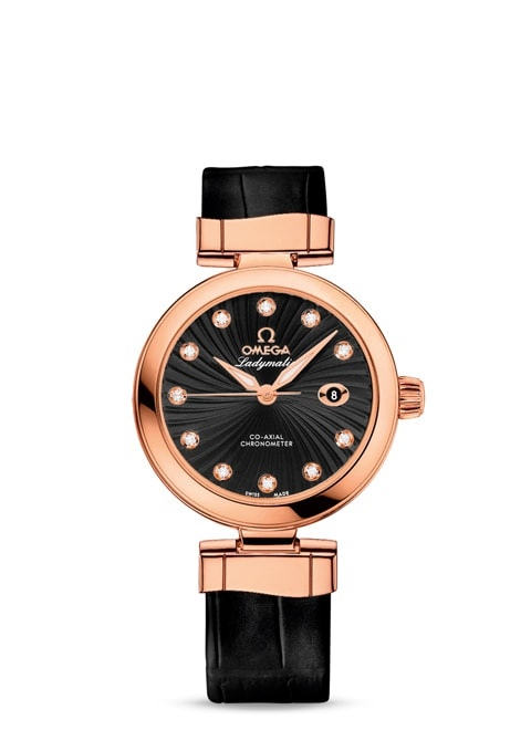 Ladymatic Omega Co-Axial 34 mm - 425.63.34.20.51.001