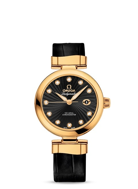 Ladymatic Omega Co-Axial 34 mm - 425.63.34.20.51.002