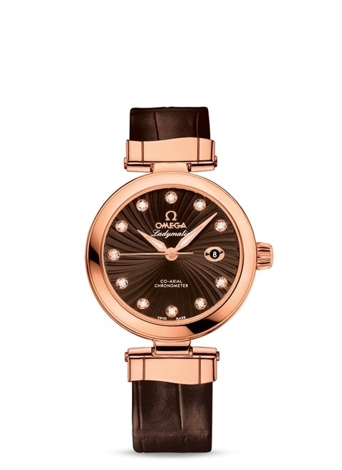 Ladymatic Omega Co-Axial 34 mm - 425.63.34.20.63.001