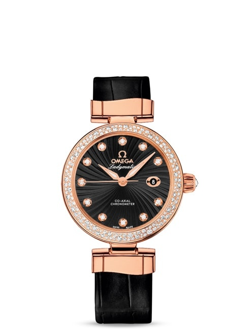 Ladymatic Omega Co-Axial 34 mm - 425.68.34.20.51.001