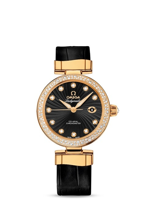 Ladymatic Omega Co-Axial 34 mm - 425.68.34.20.51.002