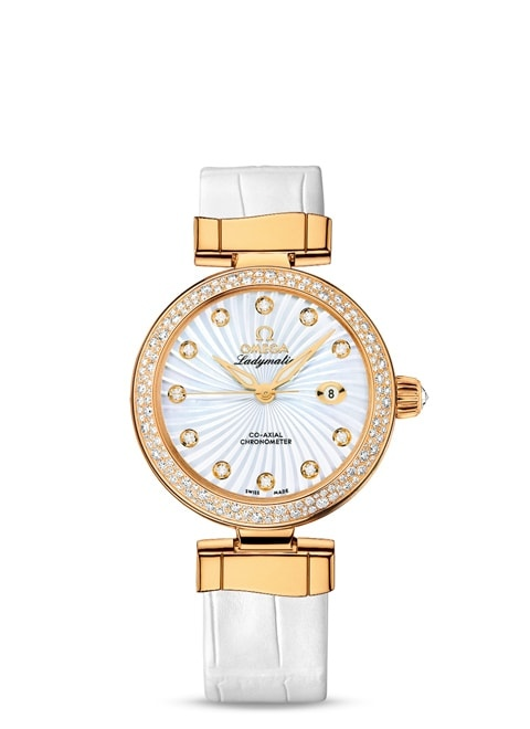 Ladymatic Omega Co-Axial 34 mm - 425.68.34.20.55.002