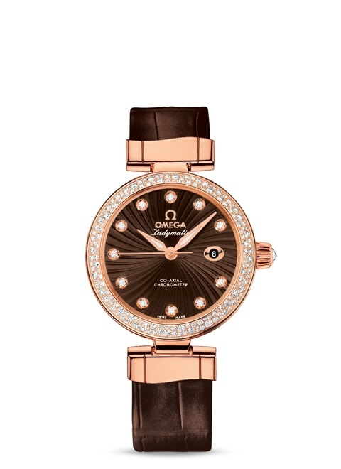 Ladymatic Omega Co-Axial 34 mm - 425.68.34.20.63.002