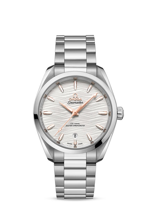 Aqua Terra 150 M Omega Co-Axial Master Chronometer Damen 38 mm - 220.10.38.20.02.002