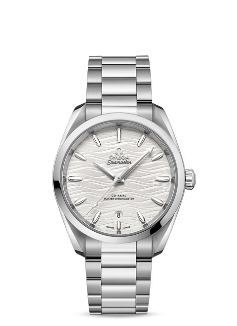 Aqua Terra 150 M Omega Co-Axial Master Chronometer Damen 38 mm - 220.10.38.20.02.003