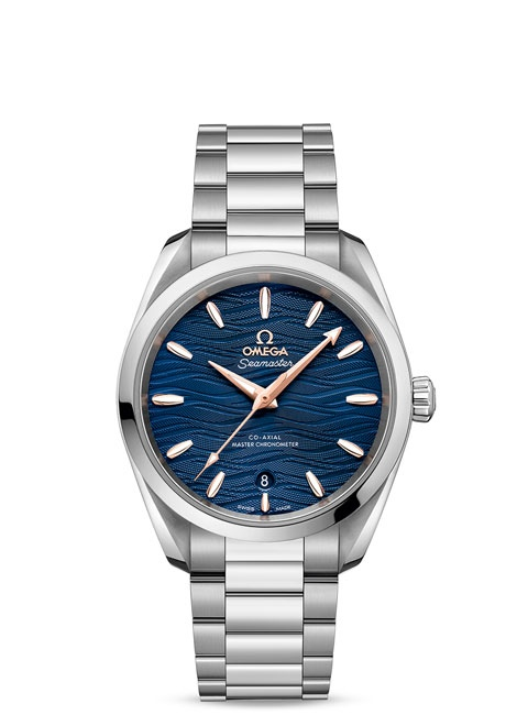 Aqua Terra 150 M Omega Co-Axial Master Chronometer Damen 38 mm - 220.10.38.20.03.002