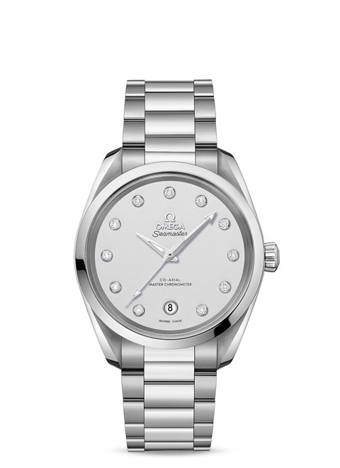 Aqua Terra 150 M Omega Co-Axial Master Chronometer Damen 38 mm - 220.10.38.20.52.001