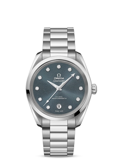 Aqua Terra 150 M Omega Co-Axial Master Chronometer Damen 38 mm - 220.10.38.20.53.001