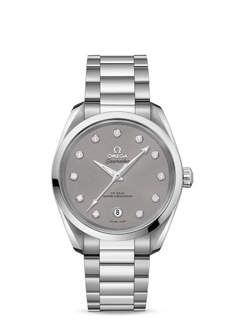 Aqua Terra 150 M Omega Co-Axial Master Chronometer Damen 38 mm - 220.10.38.20.56.001