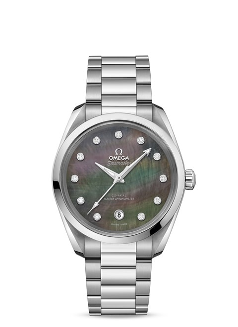 Aqua Terra 150 M Omega Co-Axial Master Chronometer Damen 38 mm - 220.10.38.20.57.001
