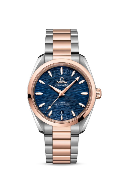 Aqua Terra 150 M Omega Co-Axial Master Chronometer Damen 38 mm - 220.20.38.20.03.001