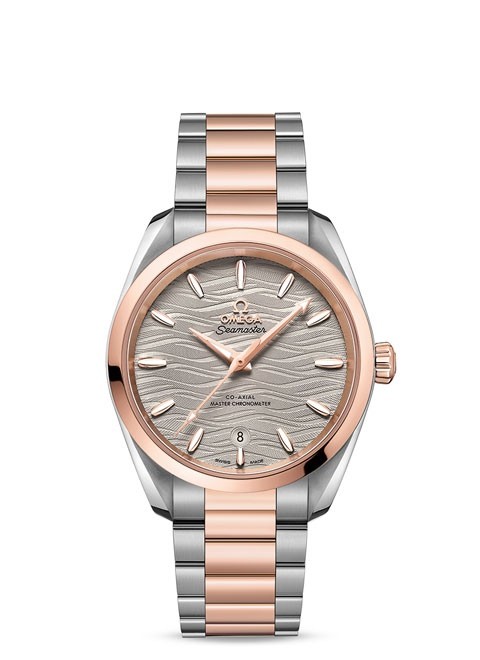 Aqua Terra 150 M Omega Co-Axial Master Chronometer Damen 38 mm - 220.20.38.20.06.001
